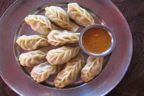 Veg MoMo (Steam)