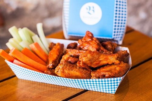 Chicken Wings(6 pieces)